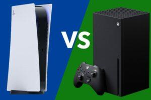 Xbox Series X vs PS 5