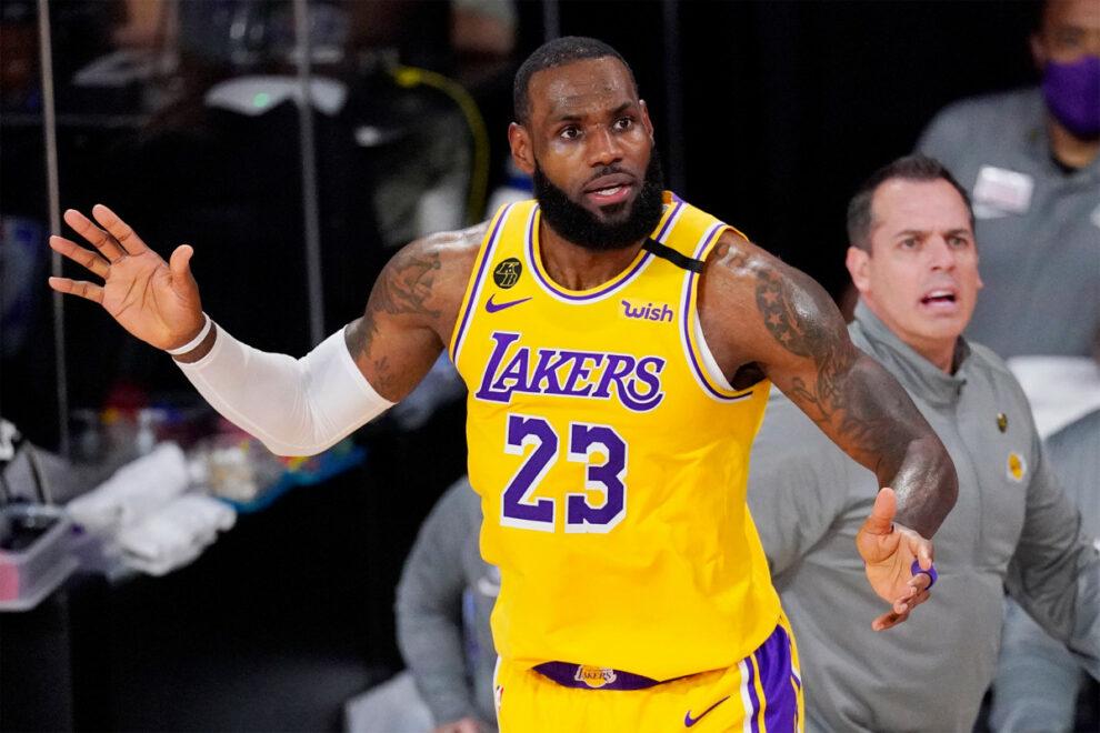 LeBron James could skip start of season in NBA disaster ...