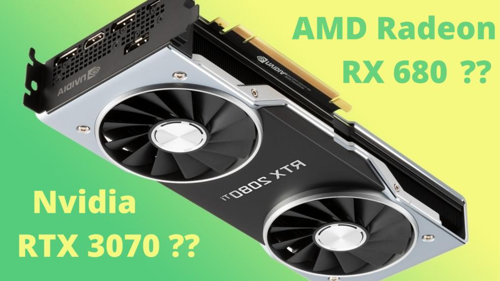 AMD Radeon RX 6800 Vs. Nvidia RTX 3070