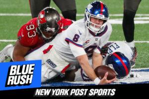 Blue Rush Giants podcast Daniel Jones