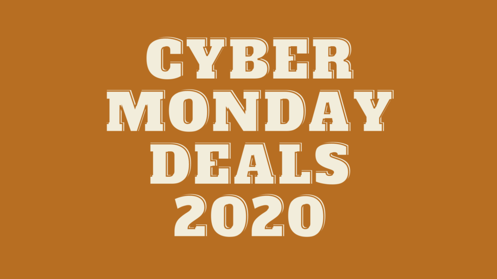 CYBER MONDAY gaming DEALS