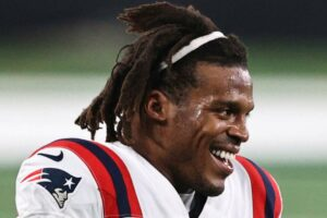 """Cam Newton Nicknames New Patriots Teammate, Isaiah Ford, """"30 for 30"""""""