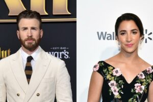 Is Chris Evans Dating Olympic Gymnast Aly Raisman? Fans Demand to Know