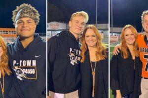 Ree Drummond's Foster Son, Jamar, Has College Football Aspirations