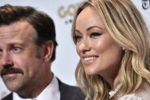 She and Jason Sudeikis Have Been Co-Parenting