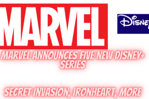 marvel announces