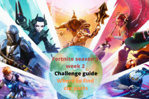 Fortnite season 5 week 2 challenge guide Where to find car parts