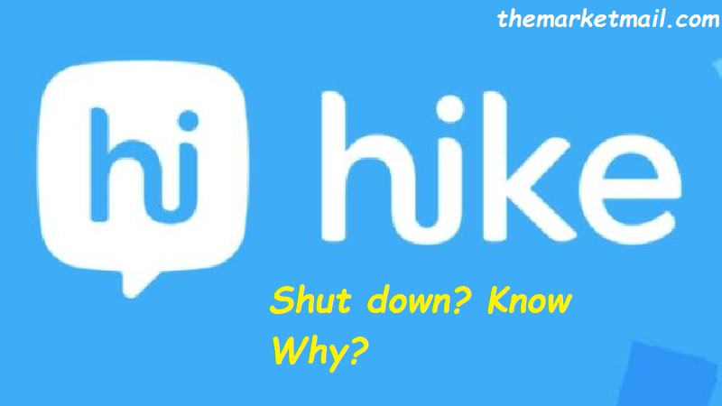 The Bharti Enterprises-owned messaging app Hike Sticker Chat has been shut down, Know why?