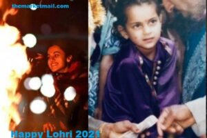 Happy Lohri 2021| Celebs send out their warm wishes to the fans