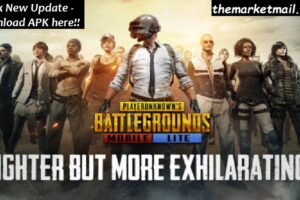 PUBG Mobile Lite new 0.20.1 version update