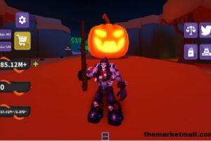 Roblox Halloween simulator codes 2021