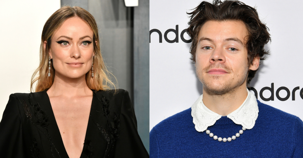 What Is the Age Difference Between Olivia Wilde and Harry ...