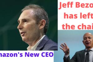 Amazon's New CEO