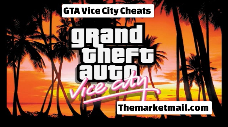 gta vice city cheat codes for every platform