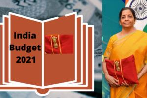 India Budget 2021