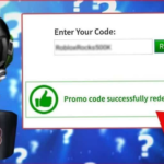 All the working Roblox Promo Codes 2021