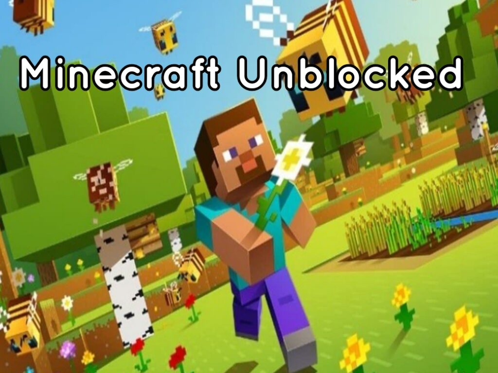 Minecraft Unblocked? How to Play in Schools?