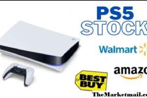 PS5 restock update