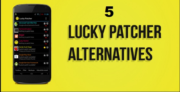 Lucky Patcher Alternatives