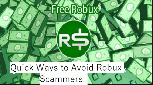 Quick tips to avoid Robux scammers