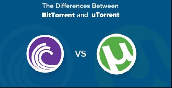 BitTorrent vs uTorrent