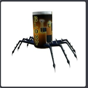 SPIDERCOLA – Use this code to get Spider Cola Shoulder Pet