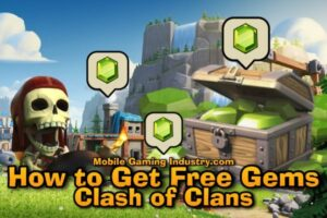 Ways to get free Gems in CoC