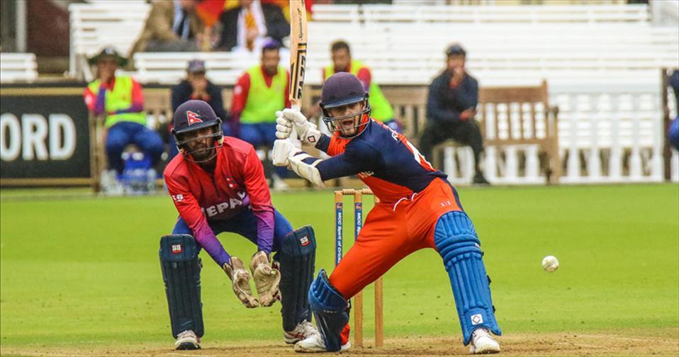 Nepal vs Netherlands Live