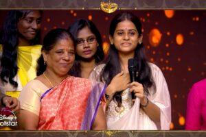 Vijay TV 6th Annual Awards 2021 Episode