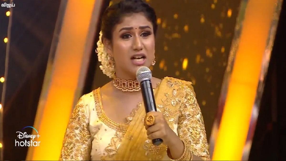 Vijay TV 6th Annual Awards 2021