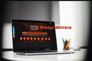 1337x Proxy/Mirrors