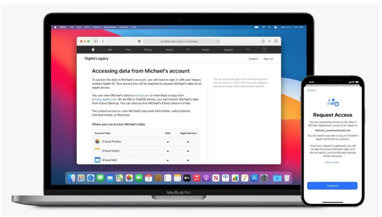 WWDC 2021 Apple added new features