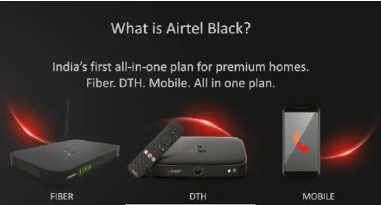 Airtel Black Plans