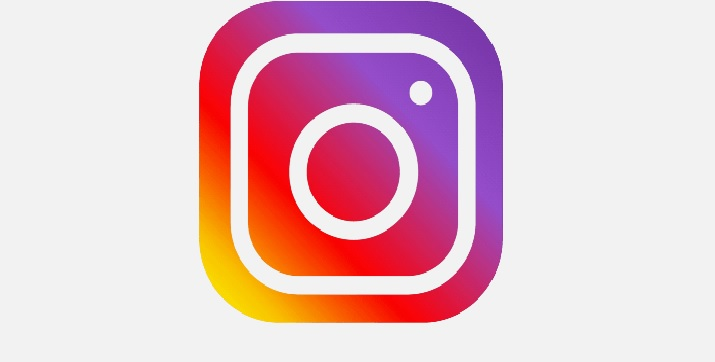 White frame on Instagram photos