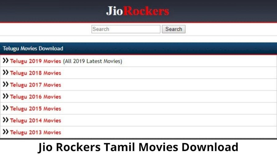 Quick Overview Of Jio Rockers Tamil