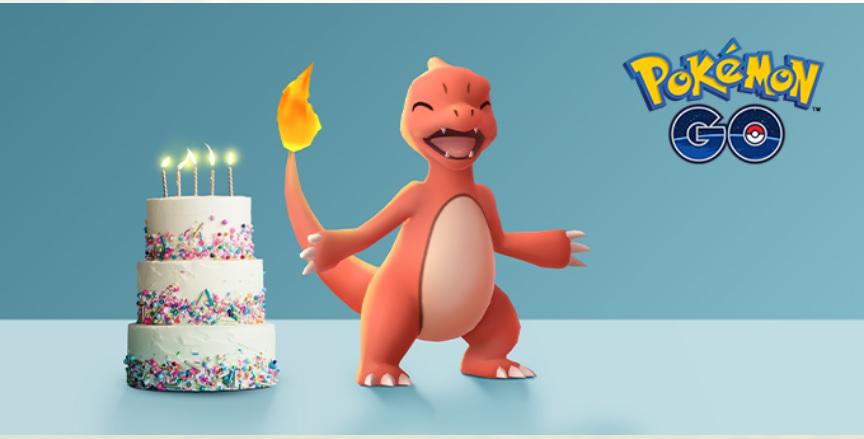 Pokemon Go event details