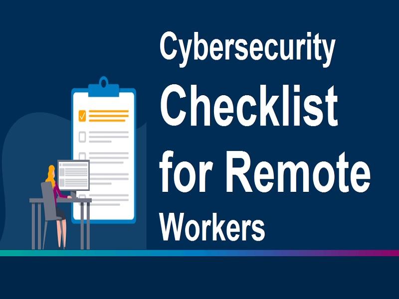 Cybersecurity Checklist