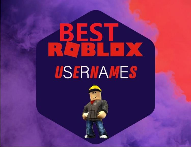 Roblox Usernames