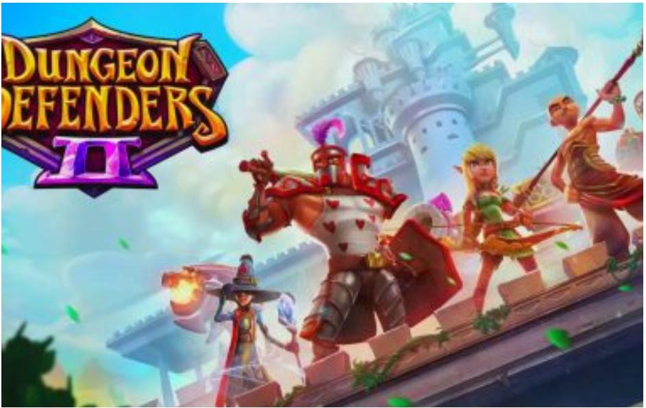 Dungeons Defenders 2 Codes