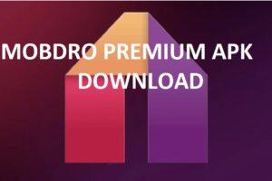 Download Mobdro premium MOD APK