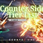 counterSide Tier List