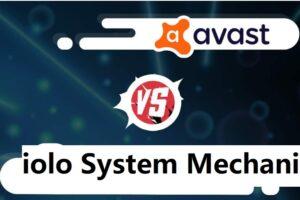 Avast vs iolo